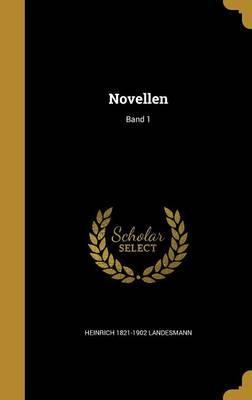 GER-NOVELLEN BAND 1