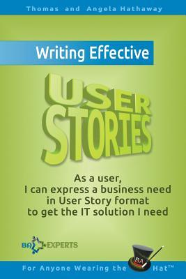 Writing Effective User Stories