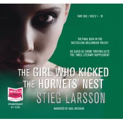 The Girl Who Kicked ...
