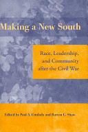 Making a New South