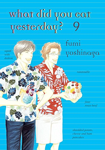 What Did You Eat Yesterday?, Vol. 9