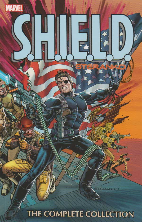 S.H.I.E.L.D. by Jim ...