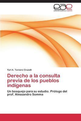 Derecho a la consulta previa de los pueblos indígenas