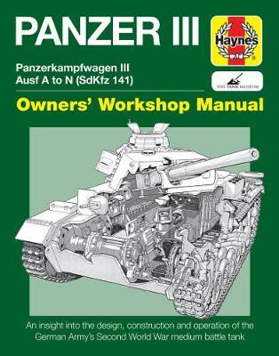 Haynes Panzer III Manual