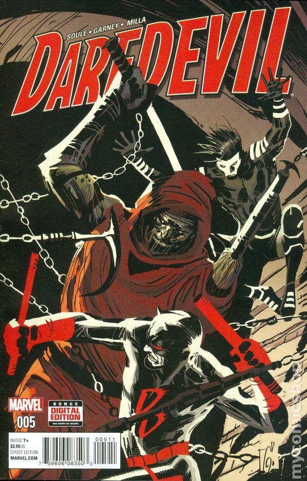 Daredevil Vol.5 #5
