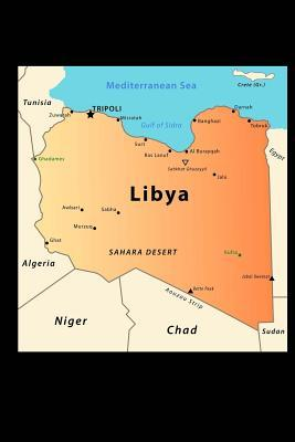 Map of Libya Journal