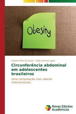 Circunferência abdominal em adolescentes brasileiros