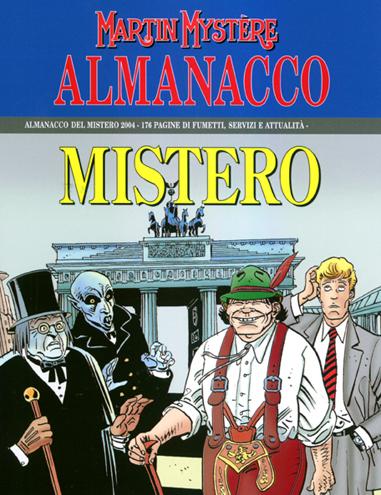 Martin Mystère: Almanacco del mistero 2004