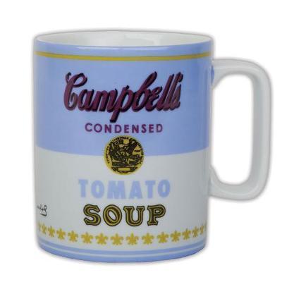 Andy Warhol Campbell's Soup Boxed Mug 2