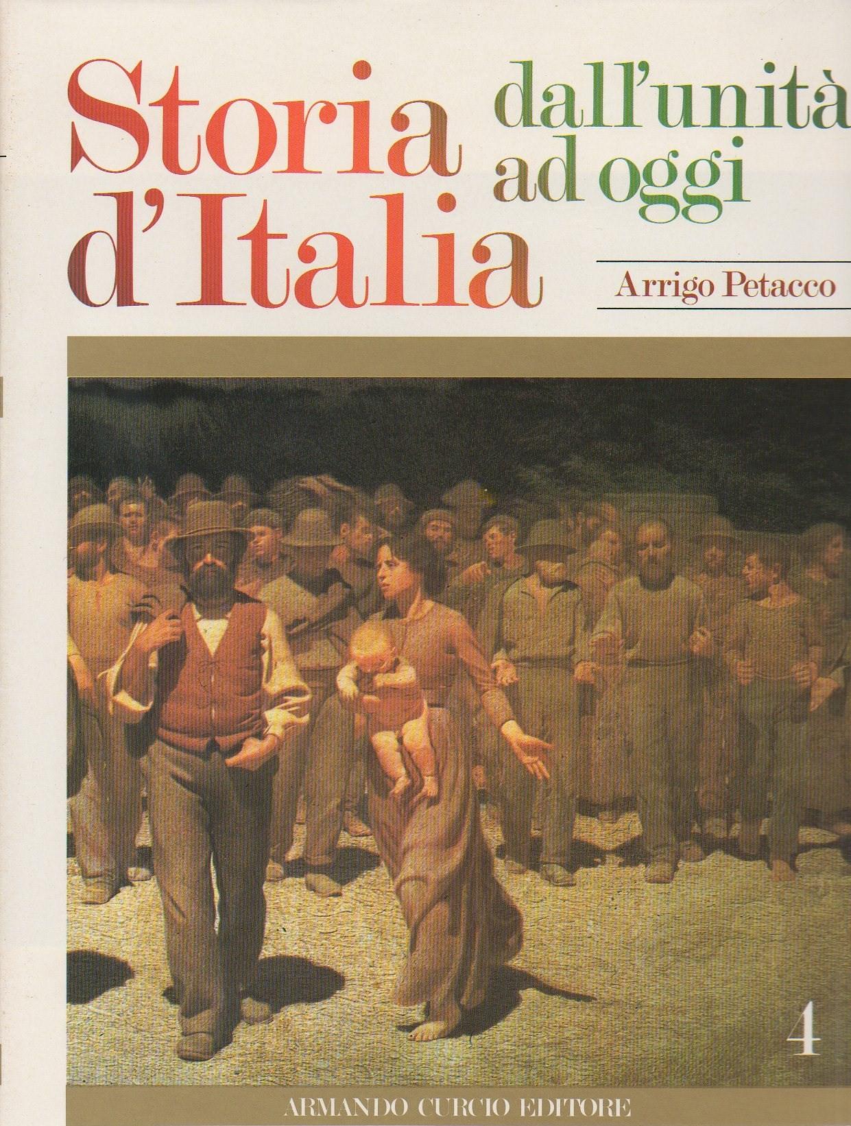 storia d'Italia vol. 4
