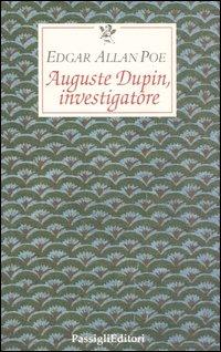 Auguste Dupin, investigatore