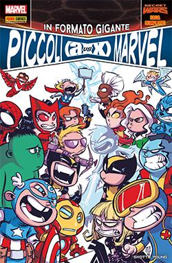 Piccoli Marvel in formato gigante: A vs X