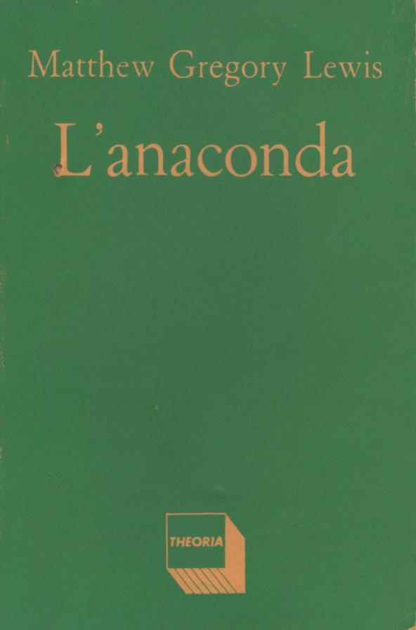 L'anaconda