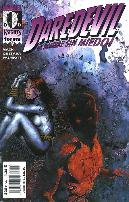 Marvel Knights: Daredevil Vol.1 #9 (de 56)