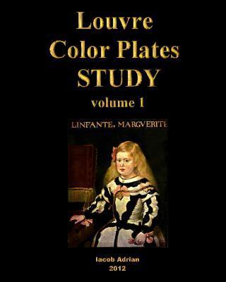Louvre Color Plates Study