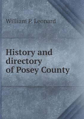History and Directory of Posey County