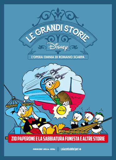 Le grandi storie Disney - L'opera omnia di Romano Scarpa vol. 13
