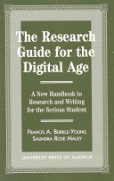 The research guide for the digital age