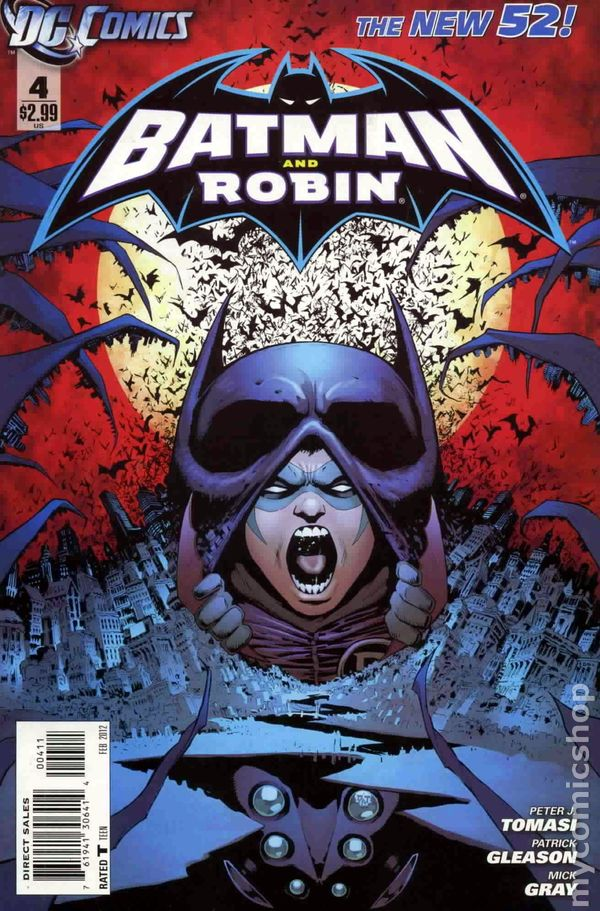 Batman and Robin Vol.2 #4