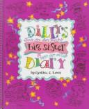 Dillys Big Sister Diary