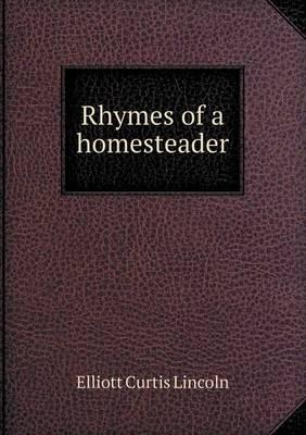 Rhymes of a Homesteader
