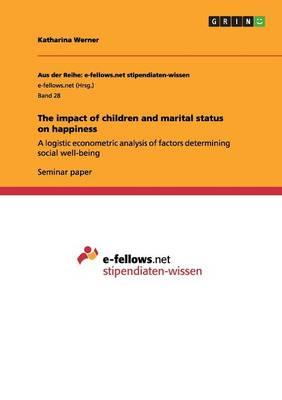 The impact of children and marital status on happiness
