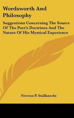 Wordsworth and Philosophy
