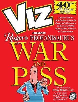 Viz 40th Anniversary Profanisaurus
