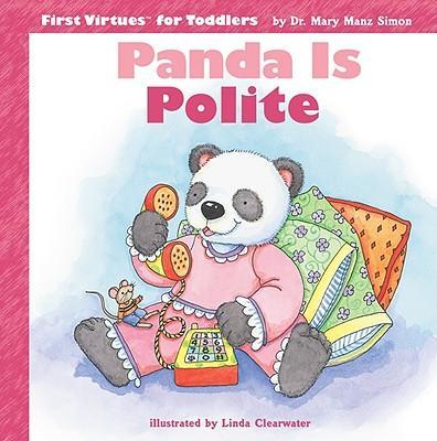 Panda Is Polite