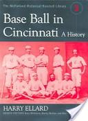 Base ball in Cincinnati