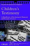 Children's Testimony