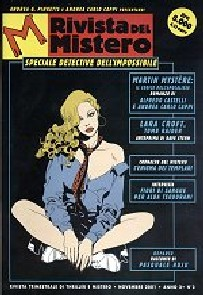 M - Rivista del Mistero Anno 2 n. 3 - Novembre 2001