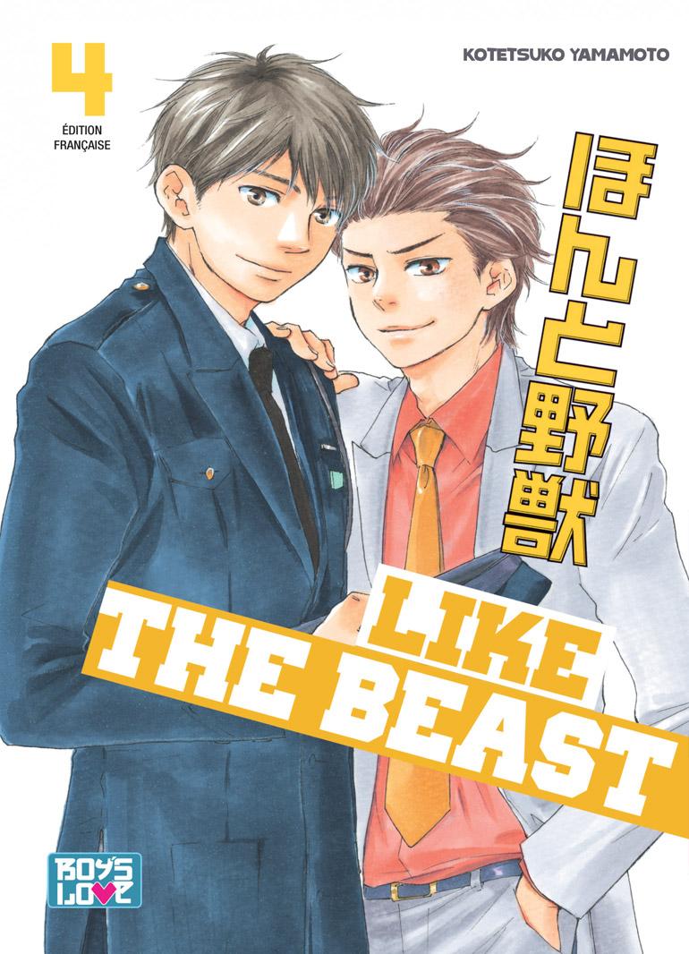Like the Beast, Tome 4