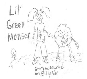 Lil' Green Monser