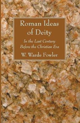 Roman Ideas of Deity