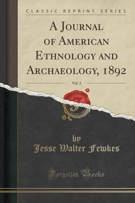 A Journal of America...
