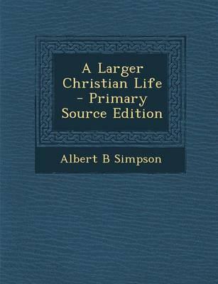 A Larger Christian L...