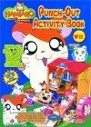 Hamtaro Punch-Out Activity Book