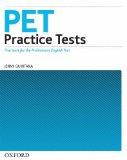 Pet practice tests. ...