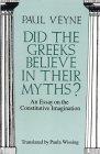 Did the Greeks Belie...