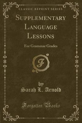 Supplementary Language Lessons
