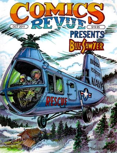 Comics Revue #305-306