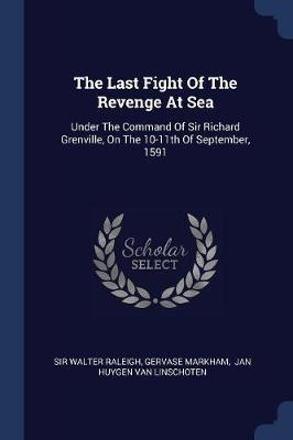The Last Fight of the Revenge at Sea
