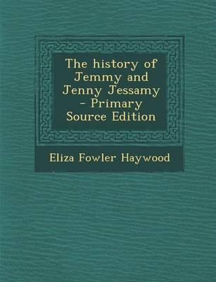 The History of Jemmy...