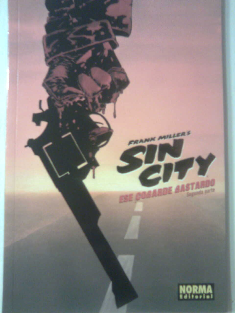 Sin City: Ese cobard...