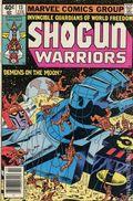 Shogun Warriors Vol.1 #13