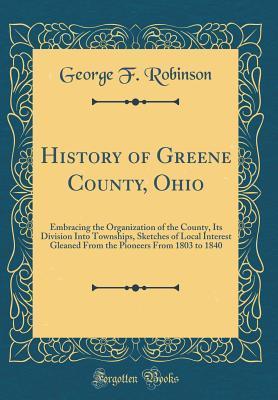 History of Greene County, Ohio