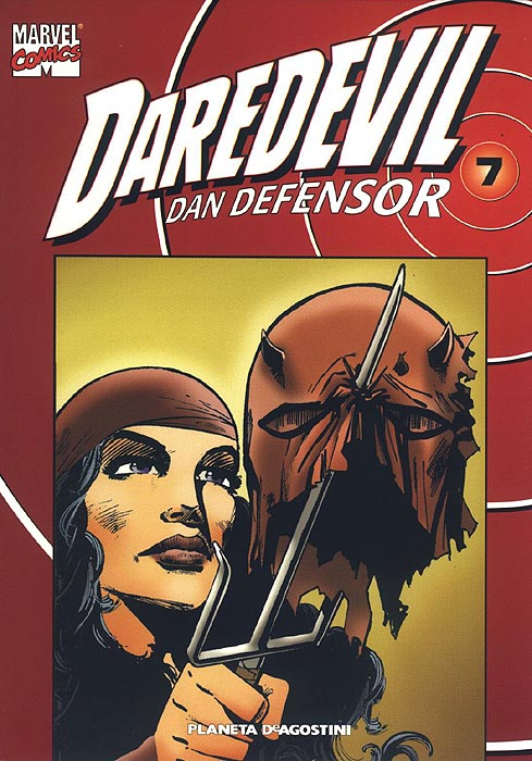 Coleccionable Daredevil/Dan Defensor Vol.1 #7 (de 25)