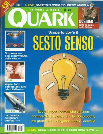Quark: Il piacere di saperlo n. 50