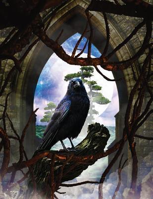 Raven's Watch Blank Sketchbook